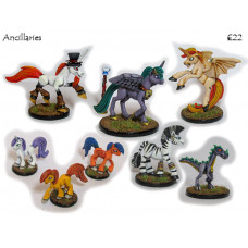 Miniature Ponies - Ancillaries