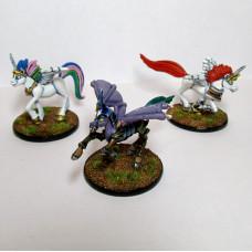 Miniature Ponies - Cornulae