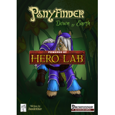 Ponyfinder - Down to Earth Hero Lab Extension