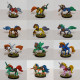 Miniature Ponies - War Ponies