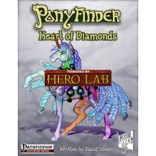 Ponyfinder - Heart of Diamonds Hero Lab Extension