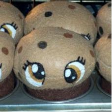 Muffin Plush
