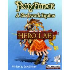 Ponyfinder - A Clockwork Equine Hero Lab Extension