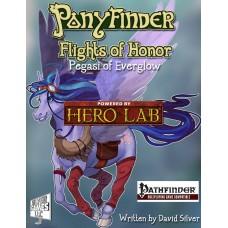 Ponyfinder - Flights of Honor Hero Lab Extension