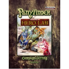 Ponyfinder Campaign Setting - Hero Lab Extension